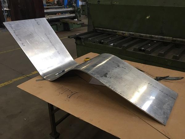 Aluminium i sjov form