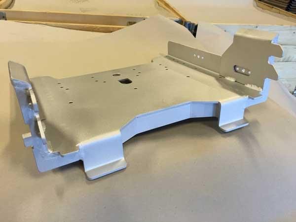 Aluminiumsemne Fremstilling i aluminium og rustfrit stål