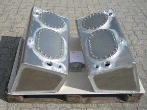 Aluminiumstanke
