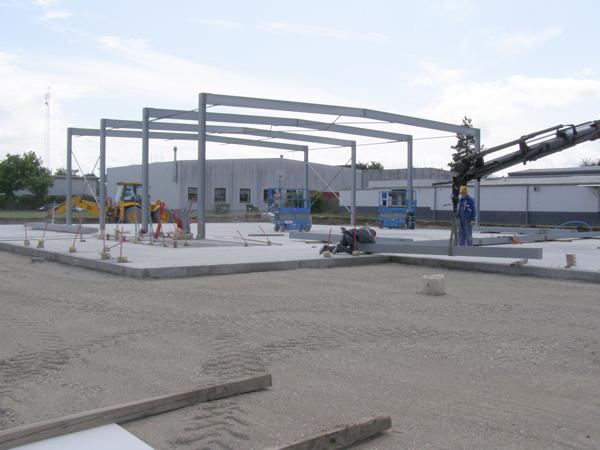 Bygningsstål - spær