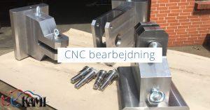 CNC bearbejdning - kami