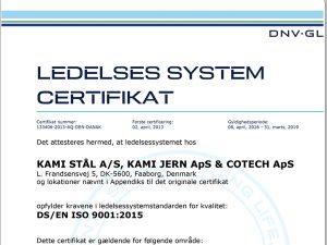 Certificeringer