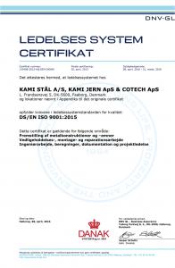 KAMI-Gruppen---ISO-9001-2015