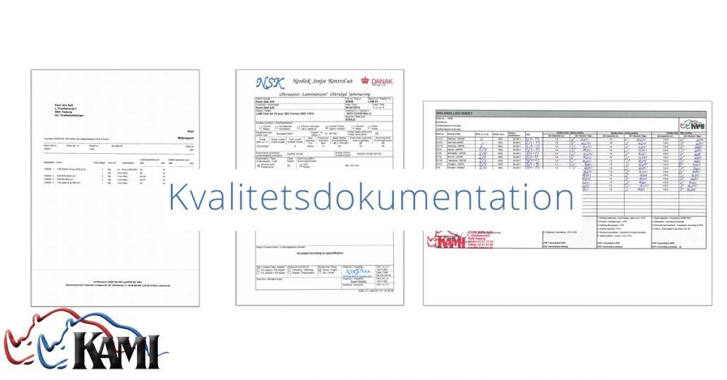Kvalitetsdokumentation - KAMI