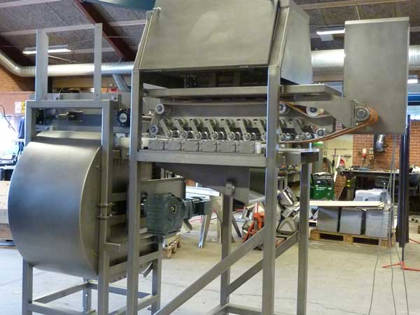 Maskine til fødevare