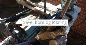Save, bore og lokning - kami