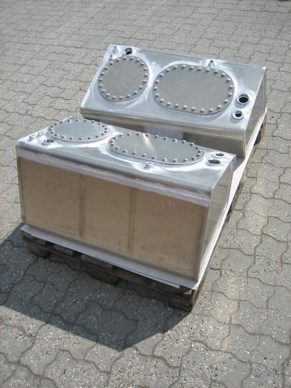 Aluminiumstanke 1