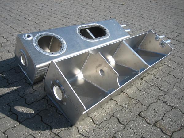Aluminiumstanke 3