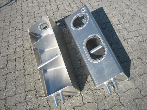 Aluminiumstanke 4