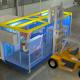 Containerløsning med specialudviklet løfteåg
