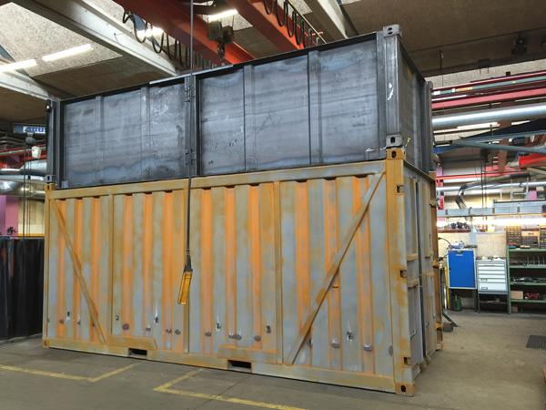 Forhøjelse-af-container offshore