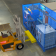 Specialindrettet container