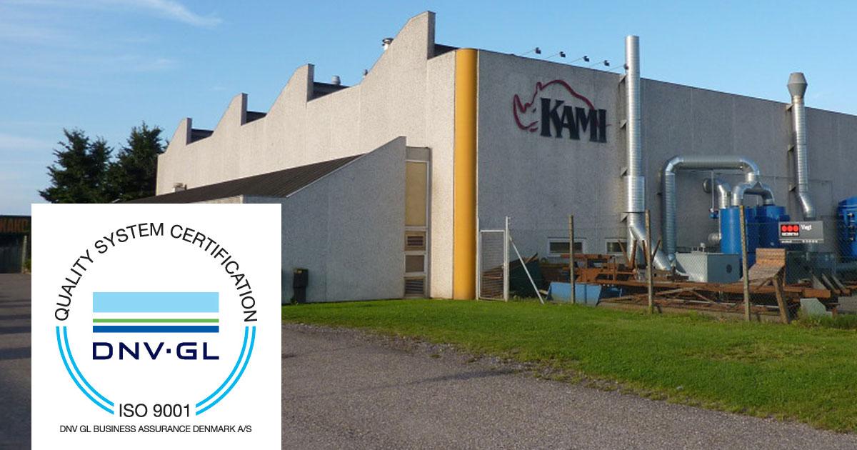 Kami-certification dnv-gl
