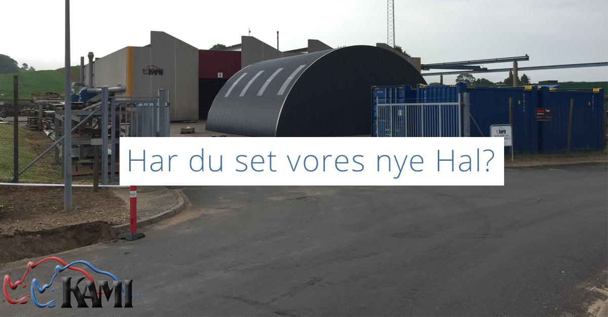 Har du set vores nye Hal? - kami