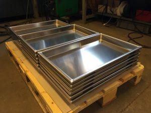 Aluminiumspander fra svejsning i aluminium
