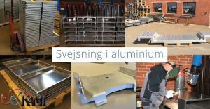 Svejsning i aluminium - kami