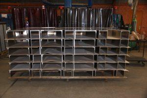 Svejste aluminiumsemner