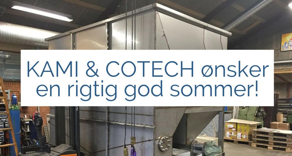 KAMI Cotech sommer 2018