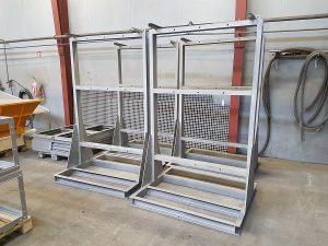 Outsourcing af stålproduktion