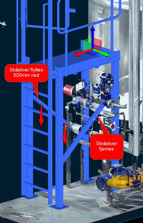 3D scan med Stp.-fil