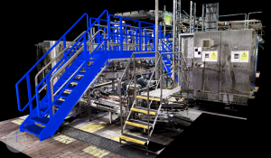 3D-scanning med ny konstruktion implementeret
