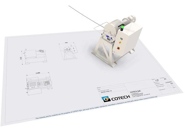 CE-mærket stålkonstruktion
